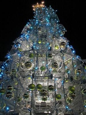 Новогодняя IT ёлка (IT-domains-tree_NY-2012)