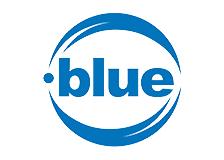 Акция на регистрацию доменов .Blue