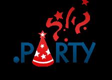 Акция  на регистрацию доменов .Party