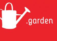 Акция на регистрацию доменов .Garden