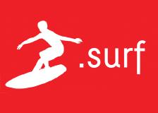 Акция на регистрацию доменов .Surf